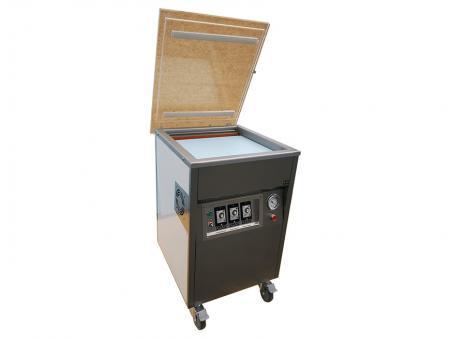 Machine d'emballage sous vide debout de taille moyenne
