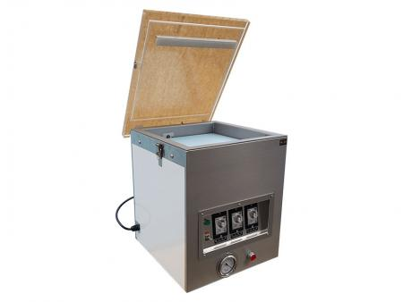 Máquina de envasado al vacío de sobremesa tipo mini