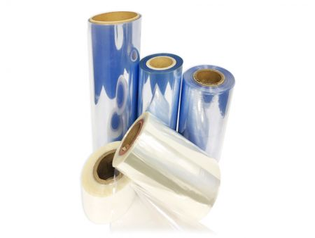 Película termocontraíble de PVC