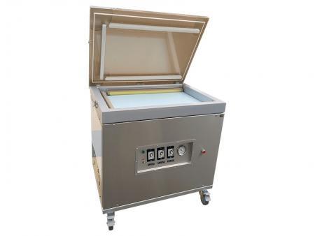 Máquina de embalagem a vácuo de folhas de chá