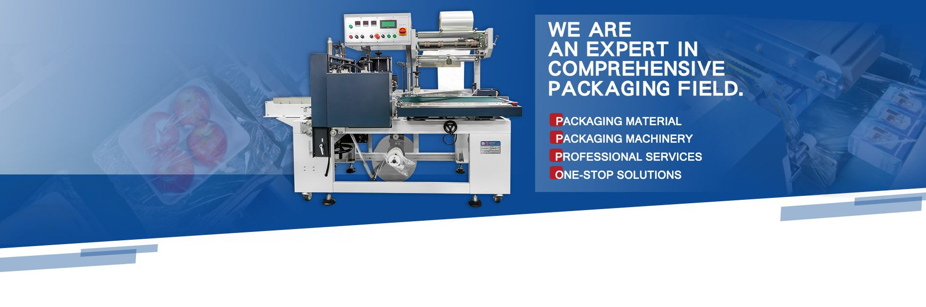 Expert in Total Packaging Solution