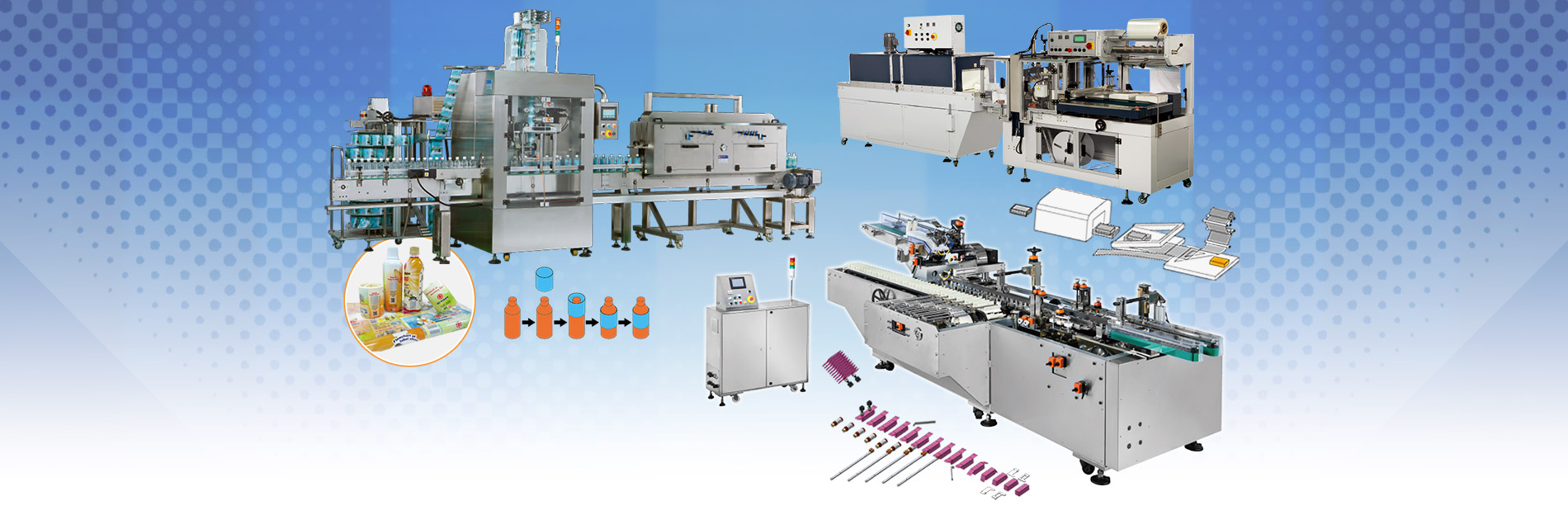 Packaging Machinery and Material