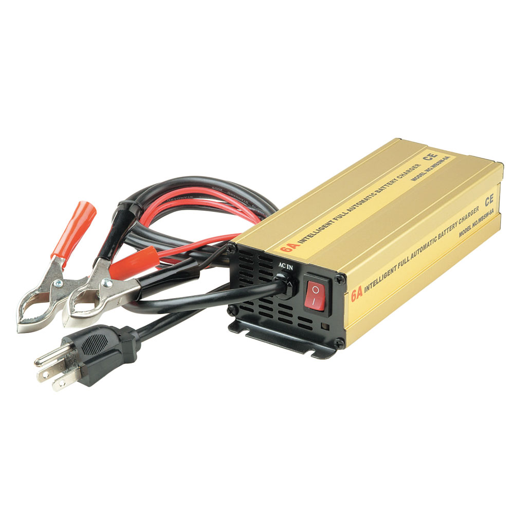 Automatic Battery Charger WHC-6A12V