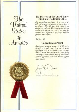 Patente de Estados Unidos