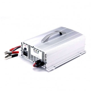 GOLF CART AUTOMATIC BATTERY CHARGER - 4 in1 Battery Charger (30A12V-30A24V-25A36V-15A48V)