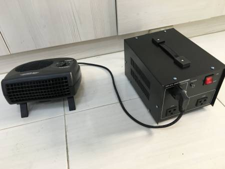Wenchi's transformer and heater