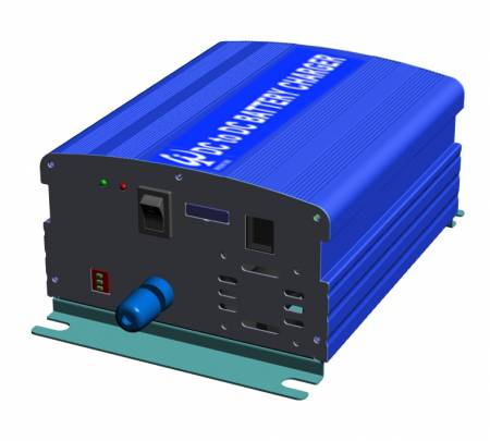 DC to DC 60A BATTERY CHARGER FOR A DUAL-BATTERY SYSTEM - WCRSR60 DC to DC BATTERY CHARGER FOR A DUAL-BATTERY SYSTEM