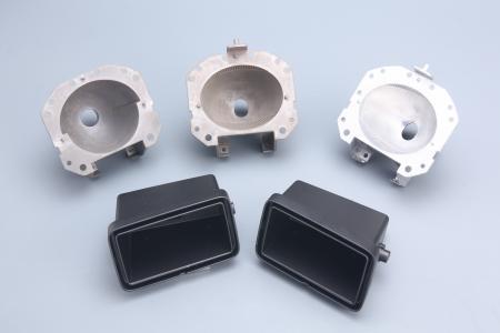 ALEACIONES PIEZAS ELECTROPLANTES - Piezas de galvanoplastia de fundición a presión automática