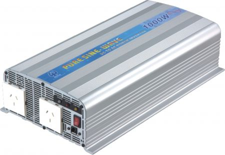 1000W PURE SINE WAVE POWER INVERTER for 24V CAR BATTERY - INT Pure Sine Wave Power Inverter 1000W