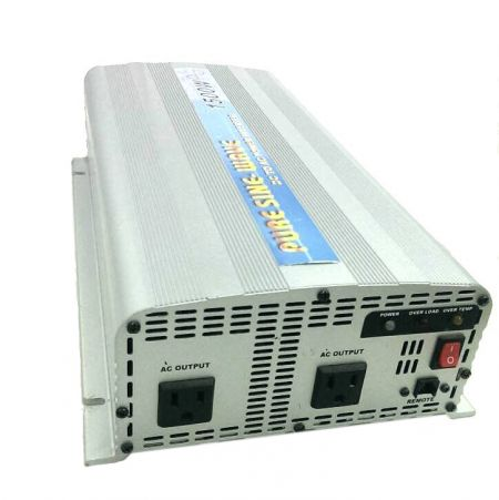 1500W PURE SINE WAVE POWER INVERTER FOR 24V CAR BATTERY - INT Pure Sine Wave Power Inverter 1500W US Version