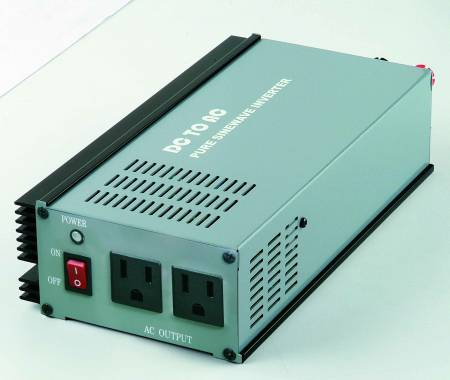 300W PURE SINE WAVE POWER INVERTER for 24V CAR BATTERY - INT Pure Sine Wave Power Inverter 300W