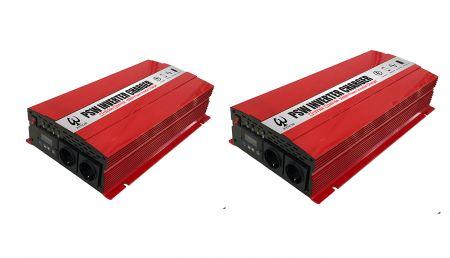 PSW非併網型DC轉AC正弦波逆變器充電器 - PSW系列非併網型直流轉交流逆變器