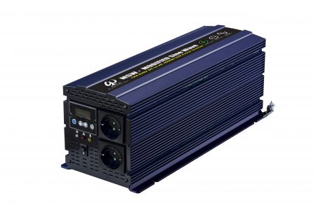 4000W LCD MODIFIED SINE WAVE INVERTER 12V DC to 220V AC - Wenchi NMSW LCD 4000W