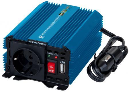 PWM 150W MODIFIED SINE WAVE POWER INVERTER 12V DC to 220V AC - WENCHI PWM 150W MODIFIED SINE WAVE POWER INVERTER