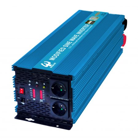 PWM 4000W MODIFIED SINE WAVE POWER INVERTER - WENCHI PWM 4000W MODIFIED SINE WAVE POWER INVERTER