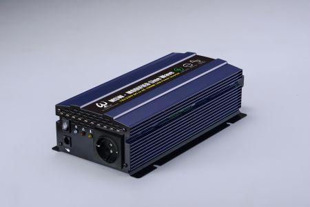 INVERSOR DE ONDA SINusoidal MODIFICADA 1500W 12V DC a 220V AC - Wenchi NMSW LCD 1500W