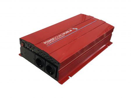 600W LCD SMART PURE SINE WAVE POWER INVERTER - 600W Intelligent smart pure sine wave inverter