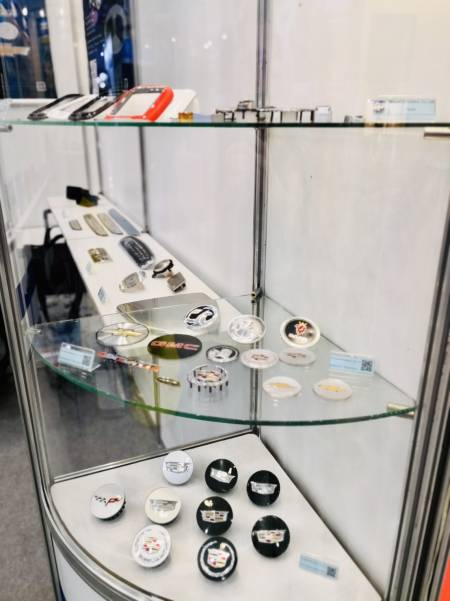 Exhibition Showcase