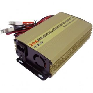 BATTERIELADEGERÄT 20A 12V - Automatisches Batterieladegerät WHC-20A12V