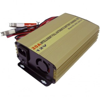 BATTERY CHARGER 20A 12V - Automatic Battery Charger WHC-20A12V