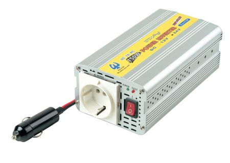 INVERSOR DE POTENCIA DE ONDA SINusoidal MODIFICADA DE 150W 12V DC a 110V / 220V AC - Inversor de energía de onda sinusoidal modificada 150W