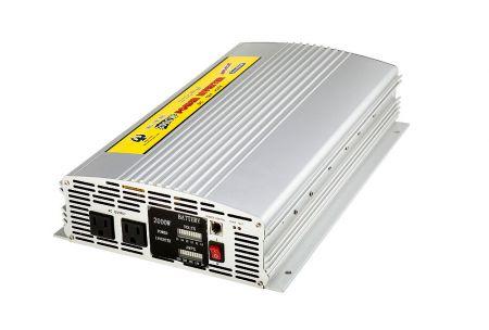 2000 W MODIFIZIERTER SINE WAVE POWER INVERTER 12V DC bis 110V/220V AC - Modifizierter Sinuswellen-Wechselrichter 2000W