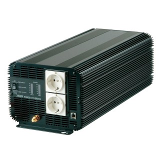 2500W MODIFIED SINE WAVE POWER INVERTER 12V DC to 110V/220V AC - Modified Sine Wave Power Inverter 2500W