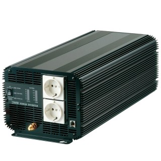 3000W MODIFIED SINE WAVE POWER INVERTER 12V DC to 110V/220V AC - Modified Sine Wave Power Inverter 3000W