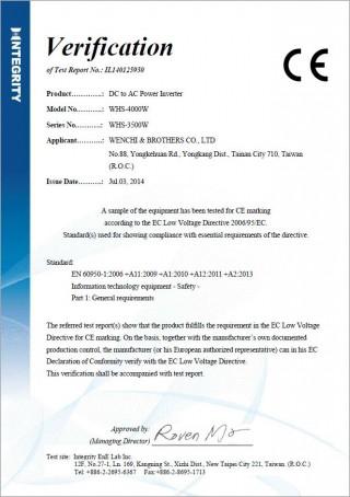 WHS-4000W-LVD