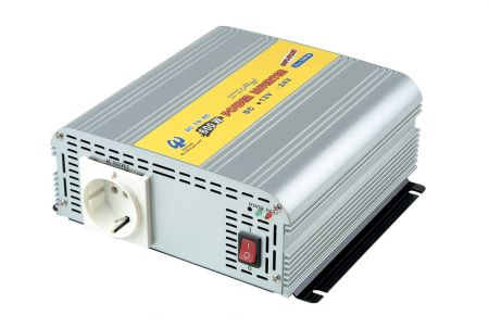 600W MODIFIED SINE WAVE POWER INVERTER 12V DC to 110V/220V AC - Modified Sine Wave Power Inverter 600W