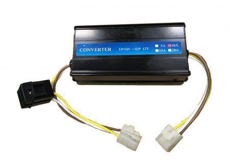 24V to 12V-10A DC to DC BUCK CONVERTER - Converter12v10a