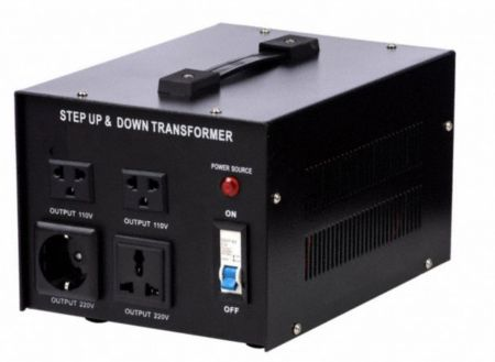 AC zu AC 3000VA STEP UP & DOWN TRANSFORMER 2.0 - transformator3000VA 2.0