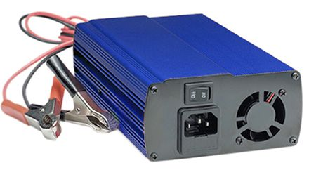 110V/220VAC TO 12VDC ADVANCED MULTI-STAGE BATTERY CHARGER
