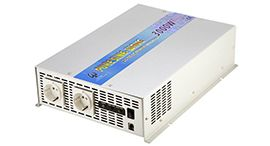 2000W PURE SINE WAVE POWER INVERTER 48V DC to 115V/230V AC with OPTIONAL AC TRANSFER SWITCH