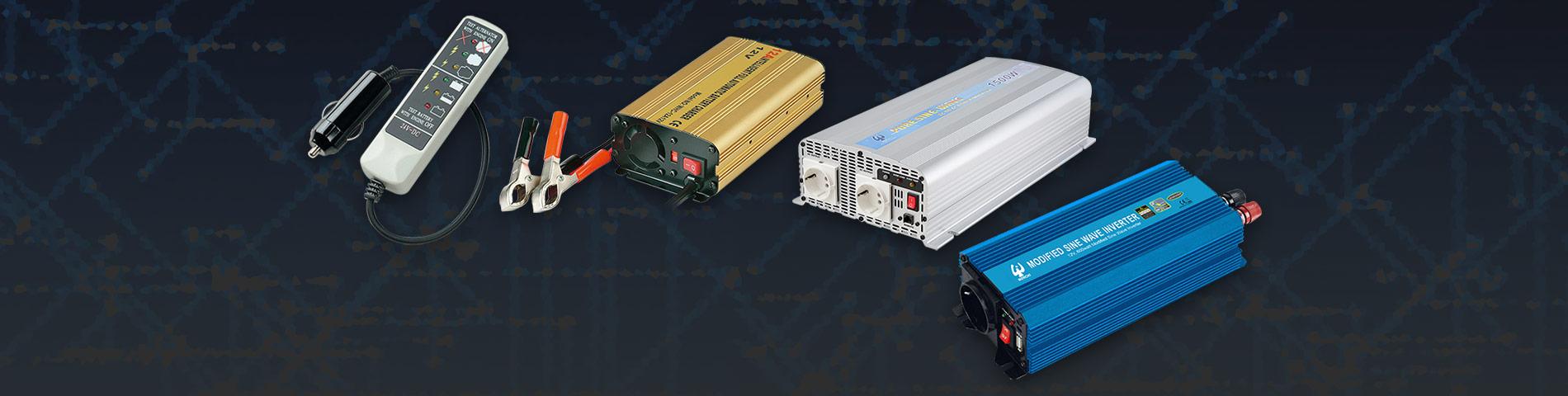 專業OEM 車用能源電子產品 製造商