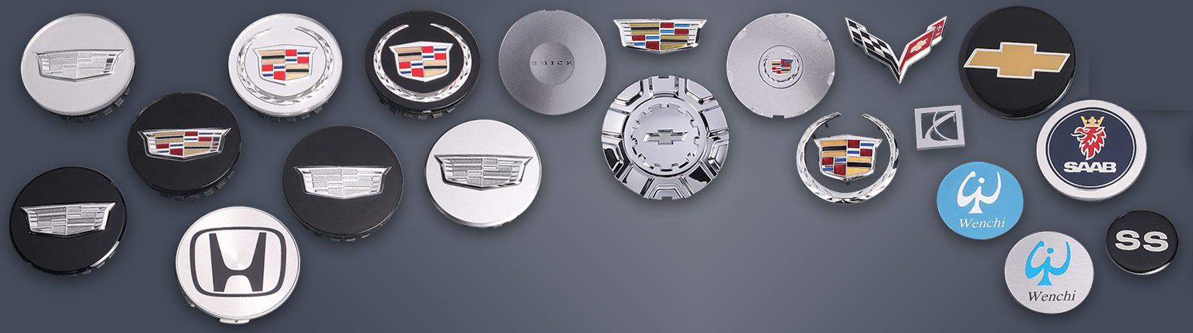 Professional in Auto OEM Die Casting Emblems
