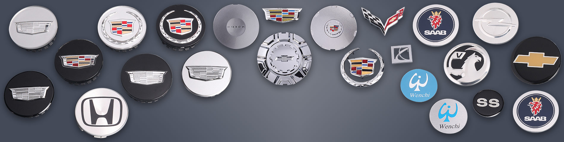 PROFESSIONAL IN OEM CAR ABS & DIE-CASTING EMBLEMS