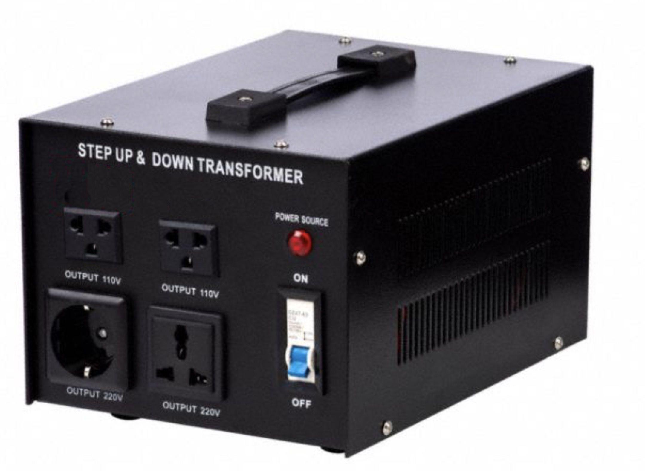 3000VA升壓降壓110V-220V to 220V-110V穩壓轉換器昇級版