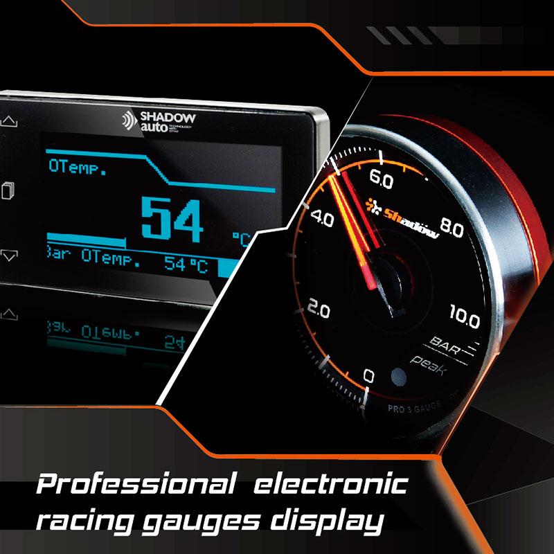 I calibri elettronici professionali possiedono il nucleo di velocità, precisione e delicatezza.