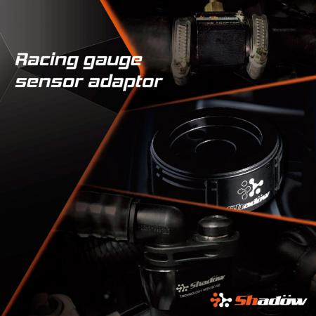 Racing Gauge Sensor Adaptor - Sensor adaptor is especially for vehicles to install the racing gauge.