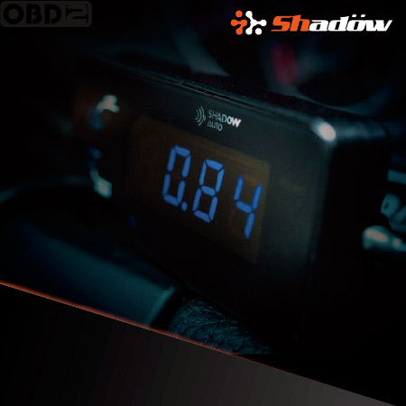 OBD2デジタルマルチメータは、シンプルなデザインに多機能を備えています。