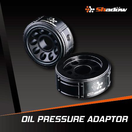 Adaptateur de capteur de pression d'huile
