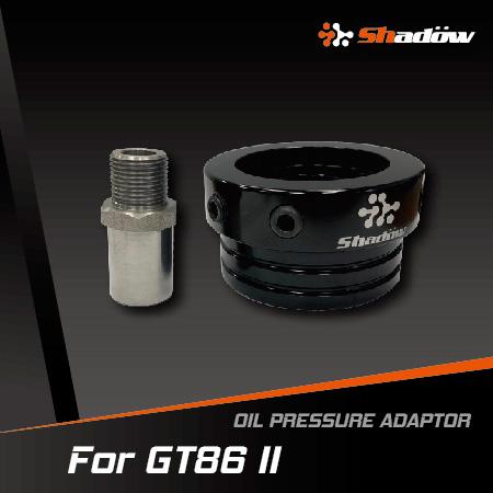 Adaptador de sensor de pressão de óleo para GT86