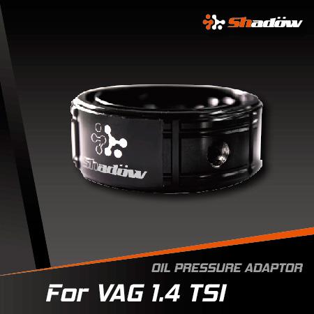 Adaptador de sensor de pressão de óleo para VAG 1.4 TSI