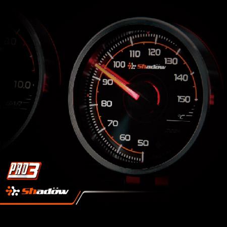 L'indicatore della temperatura dell'olio mostra la normale temperatura dell'olio 90 ° C ~ 100 ° C.