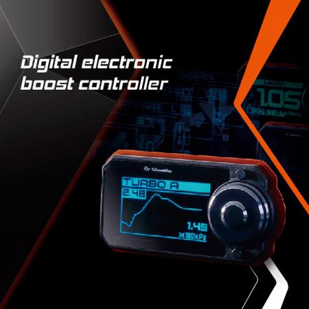 Il controller Boost aumenta gli HP per consentire al veicolo di accelerare più velocemente.