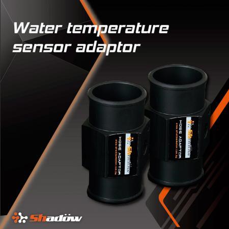 Adattatore per sensore di temperatura dell'acqua - Può supportare vari diametri di tubi dell'acqua nel serbatoio dell'acqua.