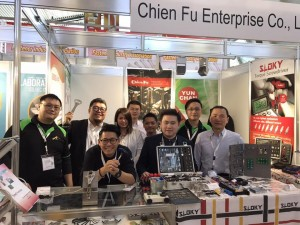 Perfect Show of Fastener Fair Stuttgart 2017 for Chienfu Sloky - Sloky will be in Fastener Fair Stuttgart 2017, booth # 2579, from 28-30th of March Come and check our CNC precision, lathing, milling and turning parts; of course also Sloky Torque screwdriver and wrenches for all different application including Shooting/Hunting, Circuit board, Tire pressure detector, Bicycle, DIY Market, Drum, Lens, 3C devices and Golf Club. User friendly for CNC cutting tools of machining, lathing, turning, and milling parts.