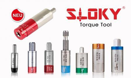 Adapter of Torque Screwdriver - bits of Hex, Torx, Torx Plux, H2, H3, H4, TX6, TX7, TX8, TX9, TX10, TX15, TX20, TX25, 6IP, 7IP, 8IP, 9IP, 10IP, 15IP, 20IP, 25IP with 0.6, 0.9, 1.2, 1.4, 2.0, 3.0, 4.0, 5.0, 5.5, 6.0Nm User friendly for CNC cutting tool of machining, turning and milling. (TORX® and TORX PLUS® both are registered trademarks of Acument global technologies LLC.)