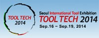 Sloky in TOOLTECH KOREA 2014 16-19 SEP presented by Dow Trading Company! - Tool Tech 2014